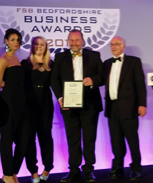 "Look C honoured to be involved in training 24/7 Biggleswade and be awarded runner up for ""Best Networking Group in Bedfordshire"" 2015"