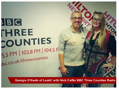 Look C featured on BBC Three Counties
